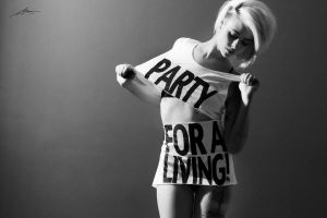 Party for A Livin by EdwinLMunt