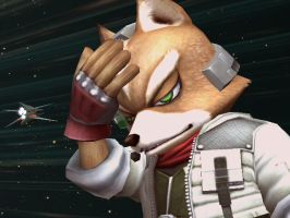 CAN'T LET YOU DO THAT, STARFOX by Data-Drainz