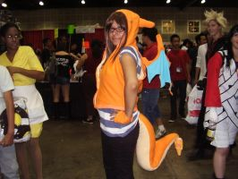 AX 2010 34: Charizard girl by The-Clockwork-Crow