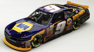 Chase Elliott #9 NAPA Auto Parts Concept by Driggers