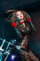 Smoky Latex Moire by latex-rat