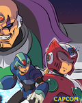 Final Act - Sigma by rockman-forte