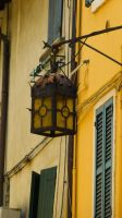 Lantern on lake Garda by chrispye77