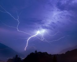 vasculature, South Tyrol, lightening by alierturk