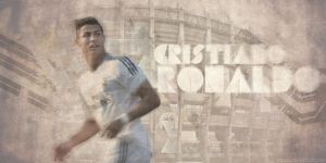 Cristiano Ronaldo Wallpaper by bluezest1997