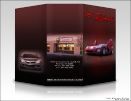 Saturn Motorsports Brochure by Vectortrance