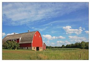 Barnscapes 1 by Limaria