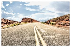 The Open Road by cassaw-creative