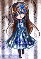 Adopt 3: Snow Rose:: CLOSED by Keimeii