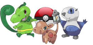 I've acquired some rare pokemon, please take one.. by foliap