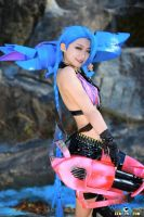 [LOL] Jinx's best cosplay by etershine