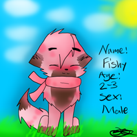 Fishy Age 2-3 by Ask-Ookami-2pEngland