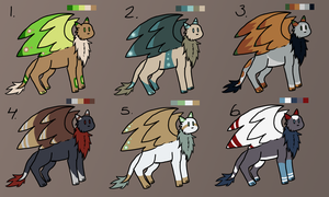 Adoptable Sheet - CLOSED by Subberz