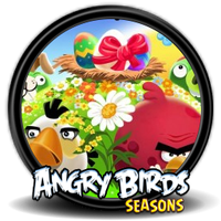 Angry Birds Seasons Icon by Komic-Graphics