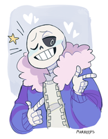 Sans by marreeps