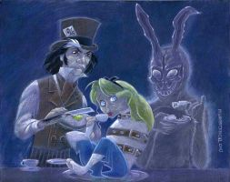 Alice Isn't There Any More by LEXLOTHOR