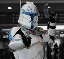 Clone Trooper by FlyByPhoto