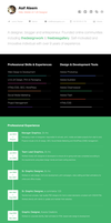 One-Page-Web-Resume-Template by freebiesgallery