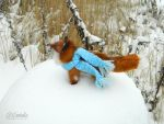 Fox for the Little Prince by Tantalia