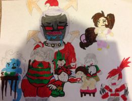 A Holly Jolly Deviantart Christmas? by SpikeDaBattleChespin