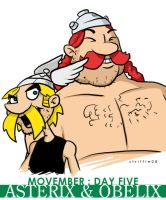 movember 05 by striffle