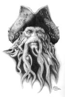 Davy Jones by FreedomSparrow3