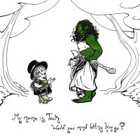 Tock the Gnome, page 45 by rachelillustrates