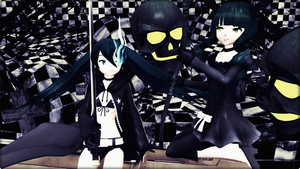 BRS and Dead Master by SunnyFriend