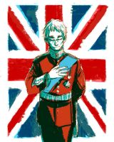 Union Jack by beanclam