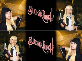 Sucker Punch Facebook Fanpage Twin Covers by Princess-Kyuu