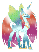 Scattering Stardust by Celestialess