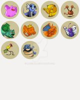 PokePins3 by Mabelma