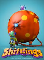 Shiftlings by henning