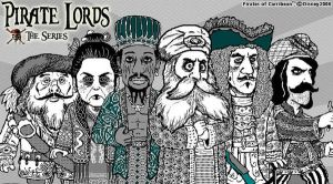 THE PIRATE LORDS by ozziecobblepot