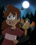 Gravity Falls: Always Watching by SaddlePatch