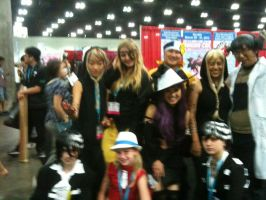 Anime Expo 2012 Soul Eater Group by Fainting-Ostrich