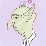 Business Orc by Inspired-daydream