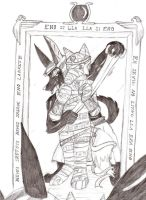 The Anubis Stalker by Jazzfox