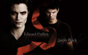 Edward vs. Jacob by Moniquiu
