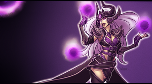 League of Legends Syndra by PhoxTanks