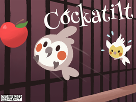 Cockatilt Wallpaper by Furrama