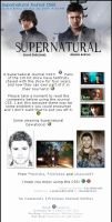 Supernatural Journal CSS by LaraRules81