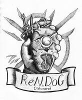 ReNDog in Dishonored by destiny-love-art