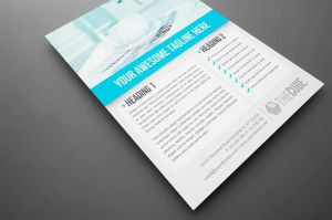 Business Corporate Flyer by glenngoh