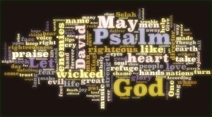 Psalms Wordle by Issun-mini