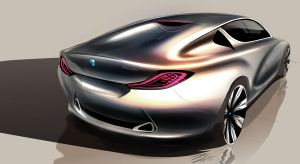 bmw Romance concept back by TonyWcK