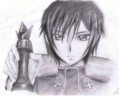 Lelouch by Jeageractive
