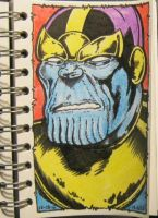 Thanos by mikegee777