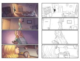 Morning glories 27 page 4 by alexsollazzo
