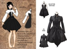 another design for BL by may-chu